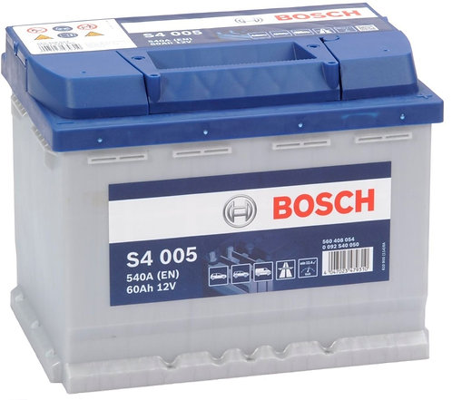 Акумулатор BOSCH S4 005