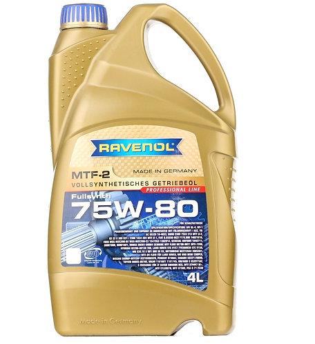 RAVENOL MTF-2 75W80 x4L