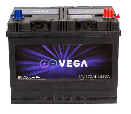 Акумулатор Vega VG 80D26L