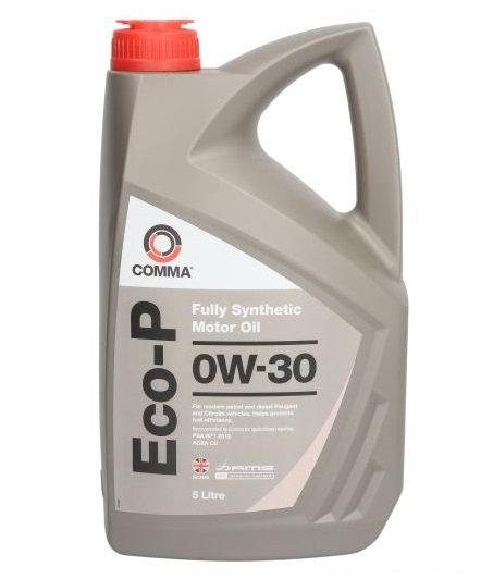 COMMA ECO-P 0W30 C2 x5L