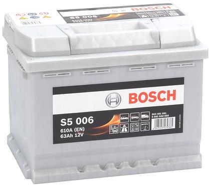 Акумулатор BOSCH S5 006