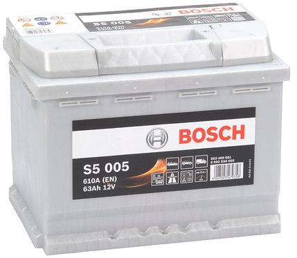 Акумулатор BOSCH S5 005