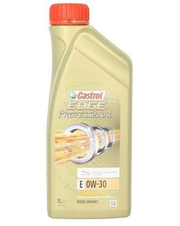 CASTROL EDGE PROFESSIONAL E 0W30 x1L