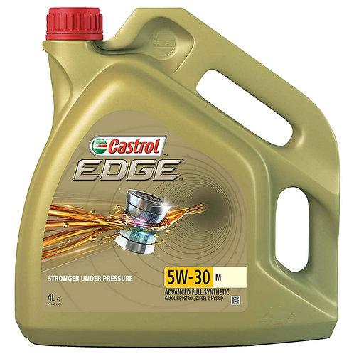 CASTROL EDGE TITANIUM 5W30 M x4L