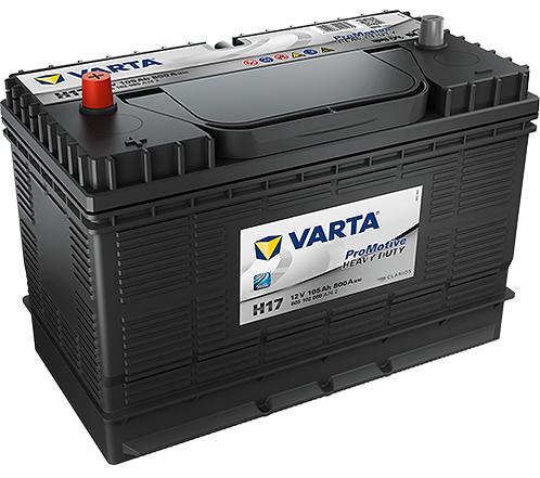 Акумулатор VARTA Promotive Heavy Duty 605 102 080
