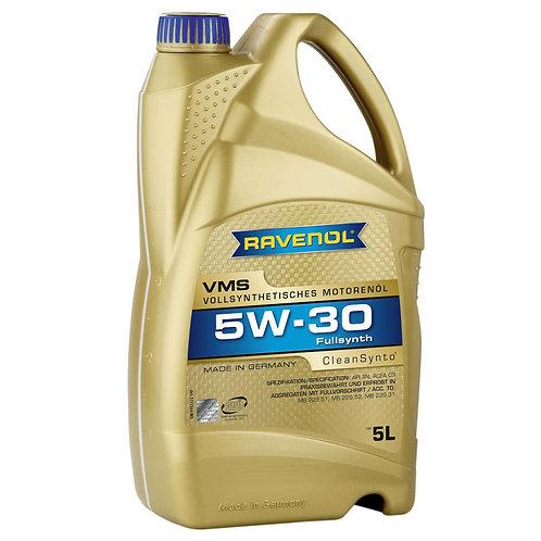 RAVENOL VMS 5W30 x5L