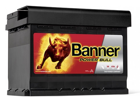 Акумулатор BANNER POWER Bull P60 09