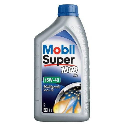 MOBIL SUPER 1000 X1 15W40 x1L