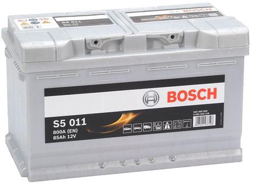 Акумулатор BOSCH S5 011