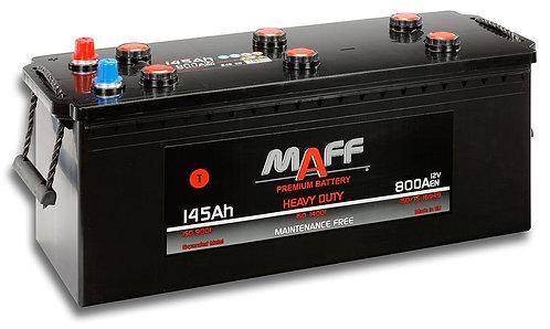 Акумулатор MAFF 64520 145Ah 800A