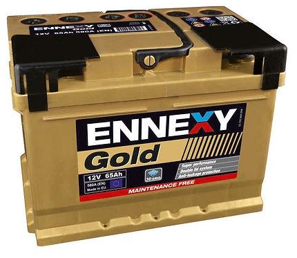 Акумулатор ENNEXY GOLD Max Power 65Ah