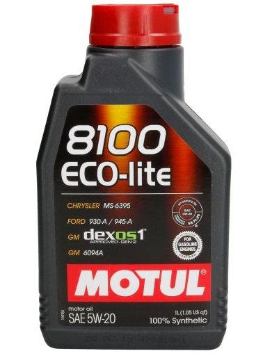 MOTUL 8100 ECO-LITE 5W20 x1L