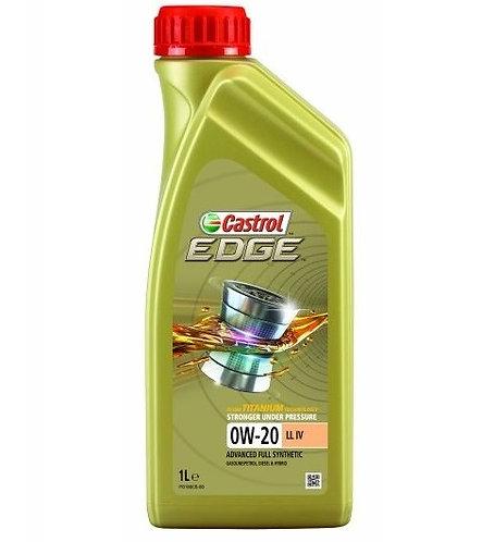 CASTROL EDGE 0W20 LL IV x1L