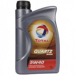 TOTAL QUARTZ 9000 5W40 x1L