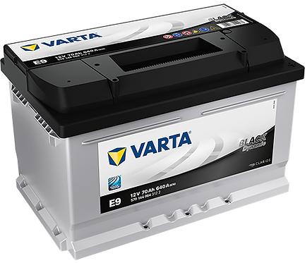Акумулатор VARTA Black Dynamic 570 144 064