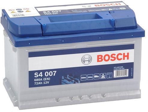 Акумулатор BOSCH S4 007