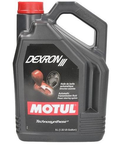 MOTUL DEXRON III x5L