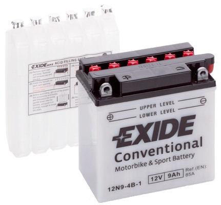 Акумулатор EXIDE Conventional YB9-B