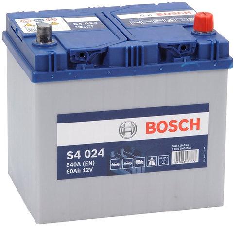 Акумулатор BOSCH S4 024
