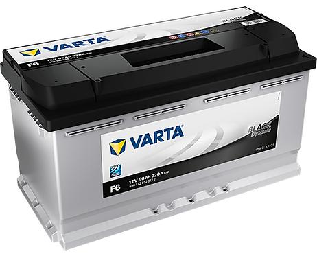 Акумулатор VARTA Black Dynamic 590 122 072