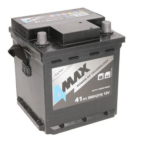 Акумулатор 4MAX BAT41/360R