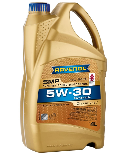 RAVENOL SMP 5W30 x4L