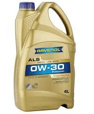 RAVENOL ALS 0W30 x4L