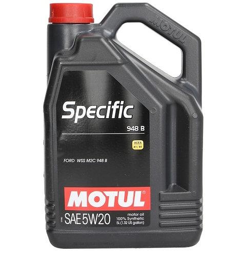MOTUL SPECIFIC 948B 5W20 x5L