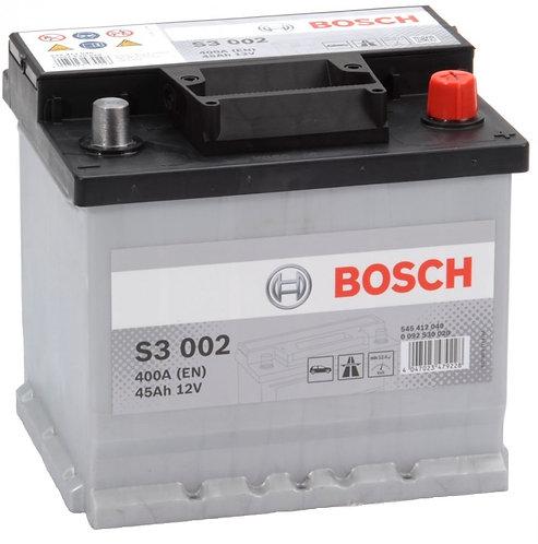 Акумулатор BOSCH S3 002