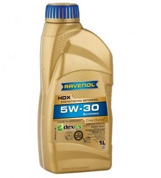 RAVENOL HDX 5W30 x1L