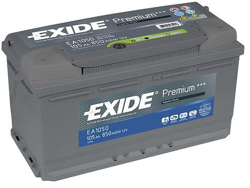 Акумулатор EXIDE Premium *** EA1050