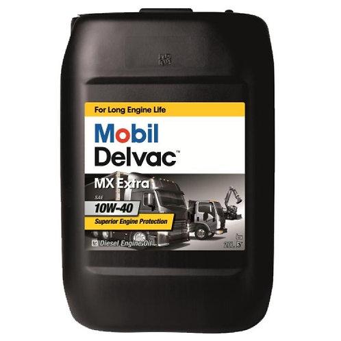 MOBIL DELVAC MX EXTRA 10W40 x20L