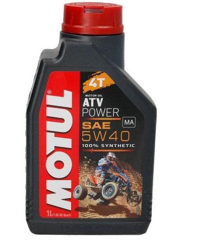 MOTUL ATV POWER 5W40 x1L
