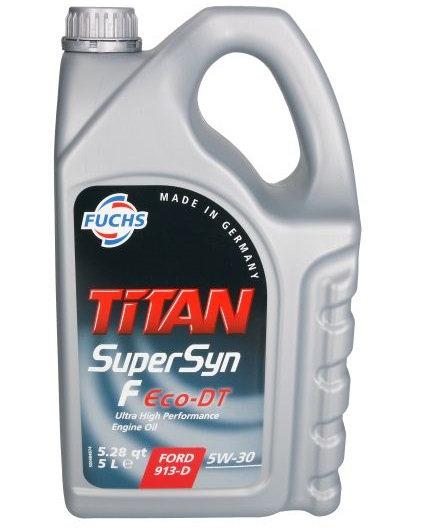 FUCHS TITAN SYN F ECO-TD 5W30 x5L