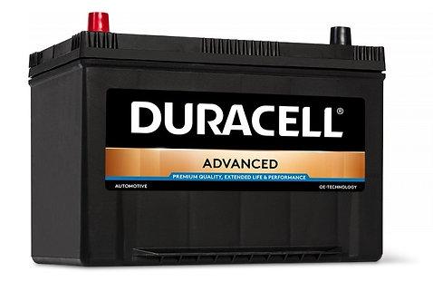 Акумулатор DURACELL ADVANCED DA 95L