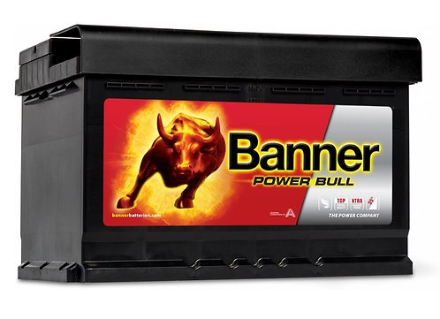 Акумулатор BANNER POWER Bull P74 12