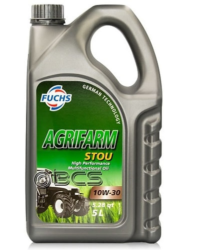 FUCHS AGRIFARM STOU 10W30 x5L