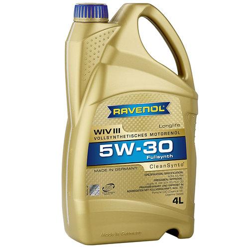 RAVENOL WIV III 5W30 x4L