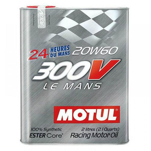 MOTUL 300V LE MANS 20W60 x2L