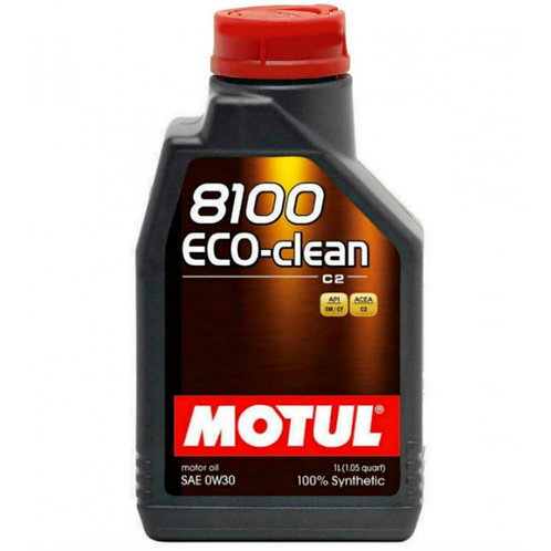 MOTUL 8100 ECO-CLEAN 0W30 C2 x1L