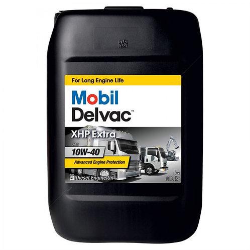 MOBIL DELVAC XHP EXTRA 10W40 x20L