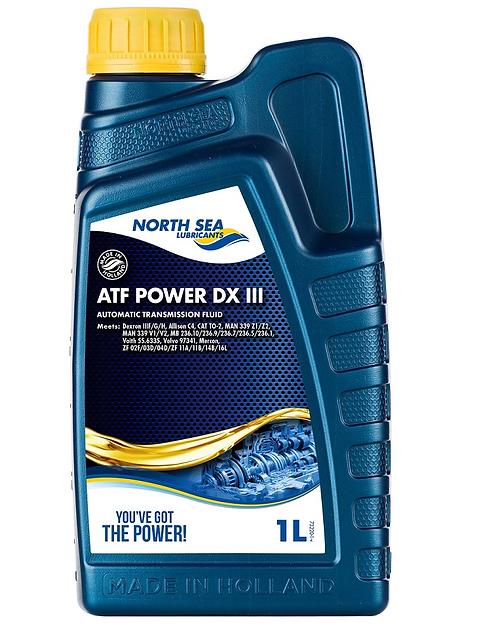 NORTH SEA ATF POWER DX III x1L