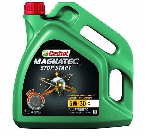 CASTROL MAGNATEC 5W30 C2 SS x4L