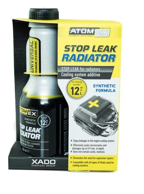 XADO ATOMEX стоп лийк за радиатори 0.250L