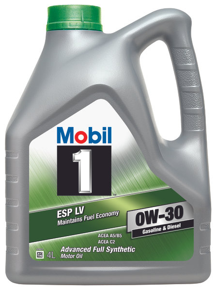MOBIL 1 ESP LV 0W30 x4L