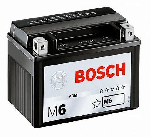 Акумулатор BOSCH AGM M6 014 YTX12-BS