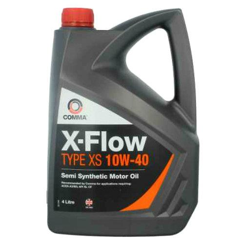 COMMA X-FLOW TYPE XS 10W40 x4L