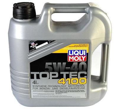 LIQUI MOLY TOP TEC 4100 5W40 x4L