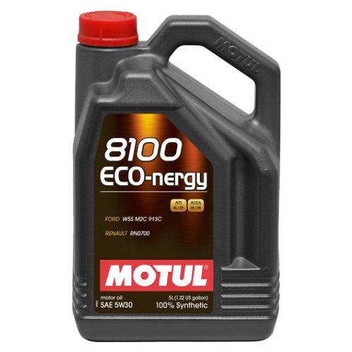 MOTUL 8100 ECO-NERGY 5W30 x5L