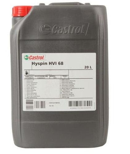 CASTROL HYSPIN HVI 68 20L